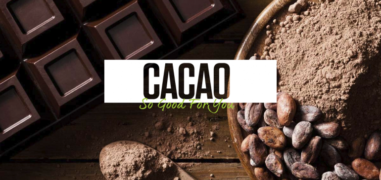 Delicious Chocolate That's Actually Amazing for Your Health