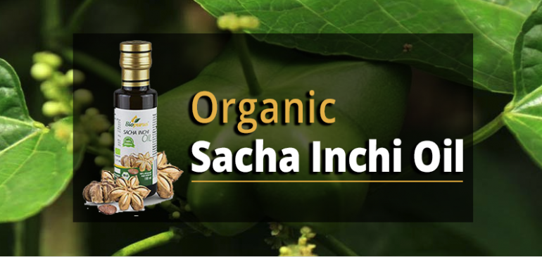 The Magic of Sacha Inchi Oil