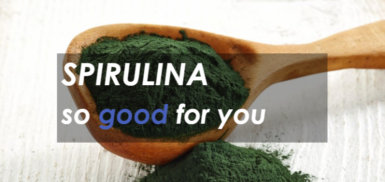 Spirulina: King of the Sea