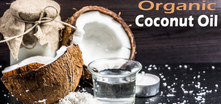Organic Coconut Oil – Top 5 Benefits