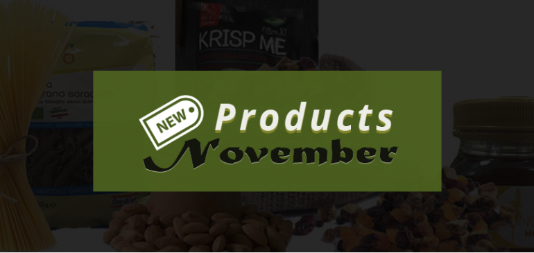 New Products November 2018