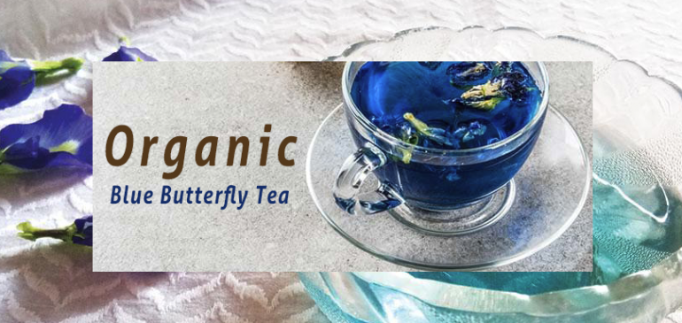Organic Blue Butterfly Tea
