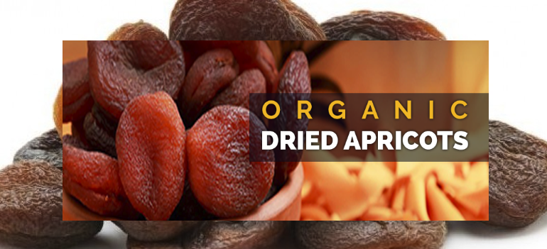 Organic Dried Apricots Health Benefits