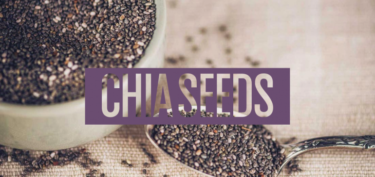 2 Tablespoons of Chia Seeds A Day: What it Can do For You