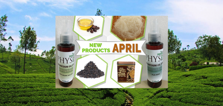 New Products April
