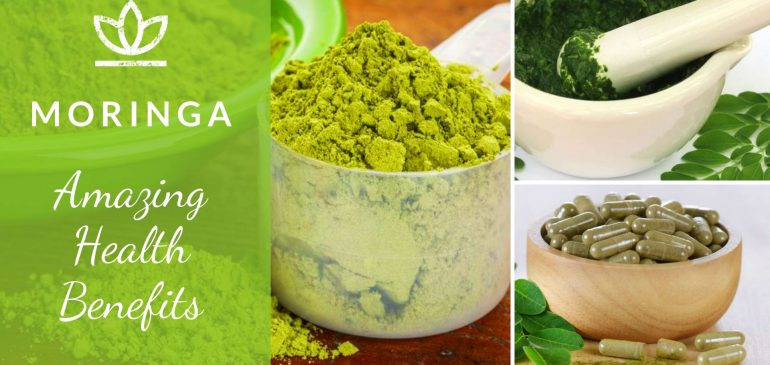 Moringa & It's Amazing Health Benefits