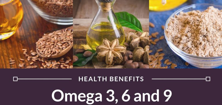 Balancing the Omega 3-6-9 Ratio